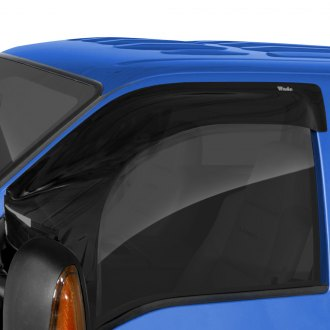 Wade® - Tape-On Smoke Extra Wide Wind Guard