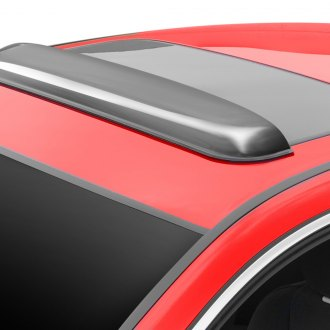 Wade® - Smoke Sunroof Wind Deflector