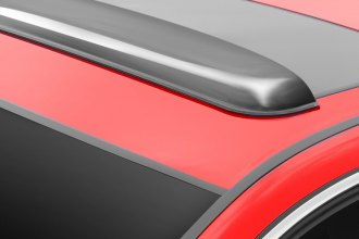 Wade® 72-33104 - Smoke Sunroof Wind Deflector