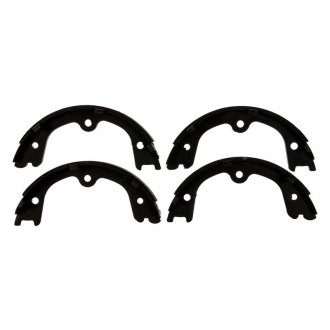 Wagner® - ThermoQuiet™ Rear Parking Brake Shoes