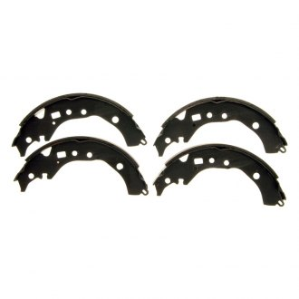 Wagner® - ThermoQuiet™ Rear Drum Brake Shoes