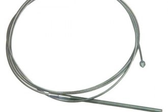 Wagner® - Rear Driver Side Parking Brake Cable