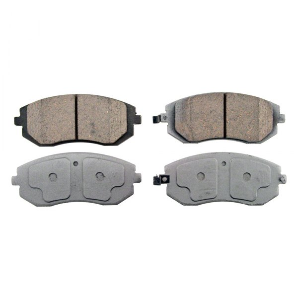 Wagner® - ThermoQuiet™ Ceramic Front Brake Pads