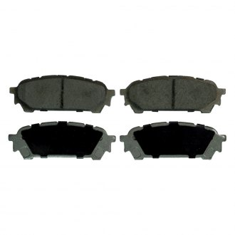 Wagner® - ThermoQuiet™ Ceramic Rear Brake Pads