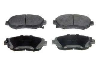 Wagner® QC619 - ThermoQuiet™ Ceramic Front Brake Pads