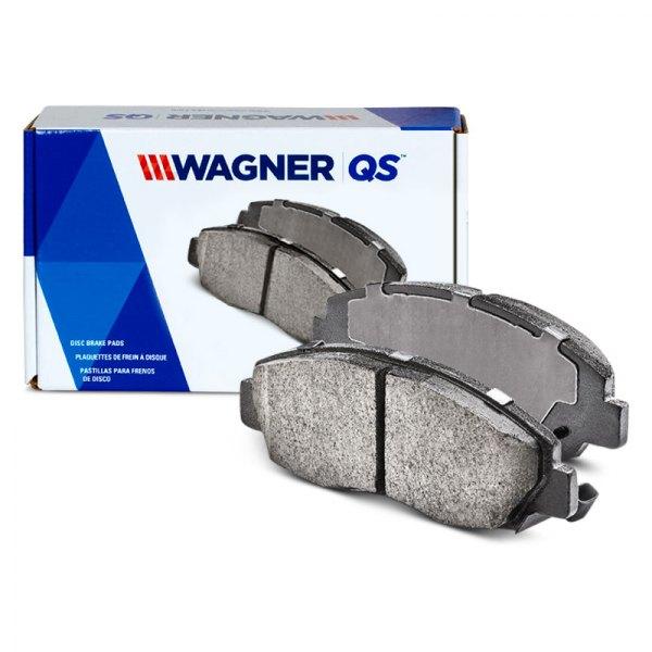Wagner Zx818 Quickstop Semi Metallic Front Disc Brake Pads