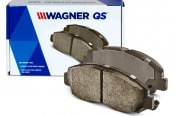 Image may not reflect your exact vehicle! Wagner® - Front Brake Pads