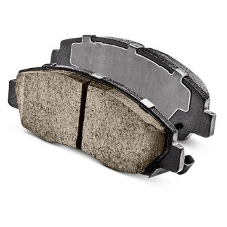 Wagner® - QuickStop™ Organic Rear Brake Pads