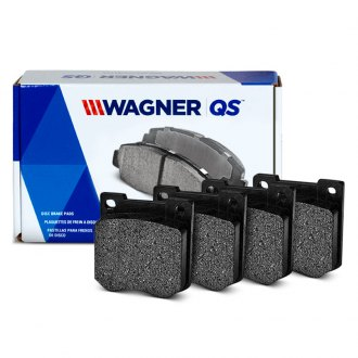 Wagner® - QuickStop™ Semi-Metallic Rear Parking Brake Pad Set