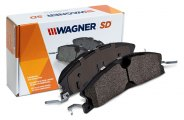 Wagner® - SevereDuty™ Rear Brake Pads