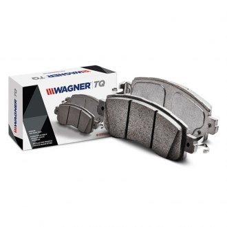 Wagner® - ThermoQuiet™ Semi-Metallic Front Brake Pads