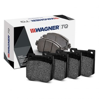 Wagner® - ThermoQuiet™ Semi-Metallic Rear Parking Brake Pad Set
