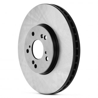 Wagner® - Vented Rear Brake Rotor