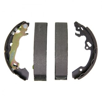 Wagner® - QuickStop™ Rear Drum Brake Shoes