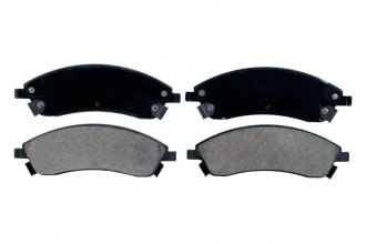 Wagner® ZD1019 - QuickStop™ Ceramic Front Brake Pads