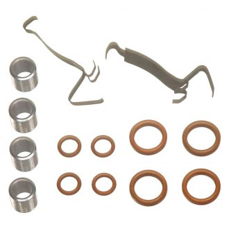 Wagner® - Front Disc Brake Hardware Kit