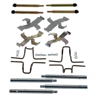 Wagner® - Rear Disc Brake Hardware Kit