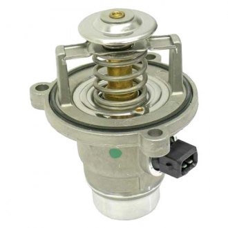 Wahler® - Engine Coolant Thermostat and Housing Assembly