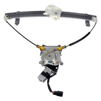 WAI Global® - Power Window Regulator and Motor Assembly