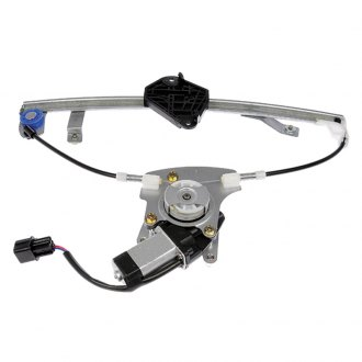 WAI Global® - Rear Power Window Regulator and Motor Assembly