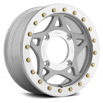 WALKER EVANS RACING® - 500SP RACE LEGEND Gray with Machined Beadlock