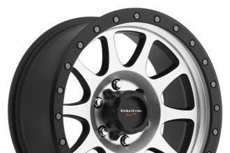 WALKER EVANS RACING® - 504MB LEGACY Satin Black with Diamond Cut Face