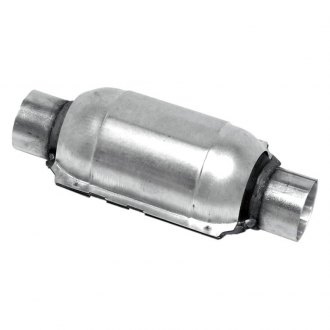 Walker® - Universal Fit Round Body Catalytic Converter without Air Tube