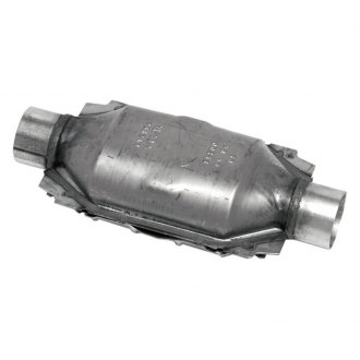 Walker® - Small Oval Universal Fit Catalytic Converter without Air Tube
