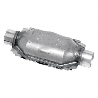 "Walker® - Small Oval Universal Fit Catalytic Converter (3"" Inlet / 3"" Outlet)"
