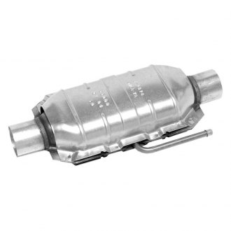"Walker® - Large Oval Universal Fit Catalytic Converter (3"" Inlet / 3"" Outlet)"