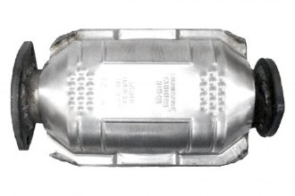 Walker® 16347 - Ultra™ Direct Fit Rear Catalytic Converter