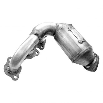 Walker® - Ultra™ Front Stainless Steel Exhaust Manifold with Integrated Catalytic Converter