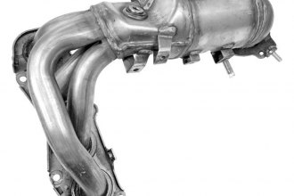 Walker® 16398 - Ultra™ Exhaust Manifold with Integrated Catalytic Converter