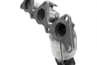Walker® - Ultra™ Passenger Side Exhaust Manifold with Integrated Catalytic Converter