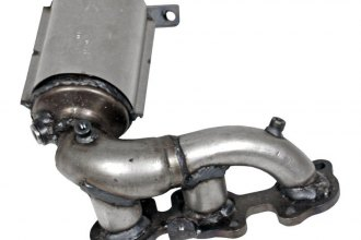 Walker® - Exhaust Manifold with Integrated Catalytic Converter