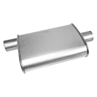 Walker® - Stainless Steel Oval Installer Turbo Muffler
