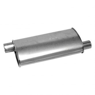 Walker® - SoundFX™ Stainless Steel Aluminized Oval Muffler