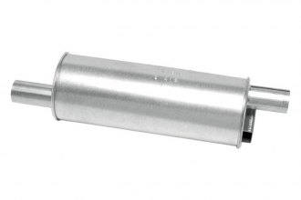 "Walker® 17892 - Pro-Fit Economy Round Muffler (1.75"" Offset Inlet / 1.75"" Offset Outlet)"