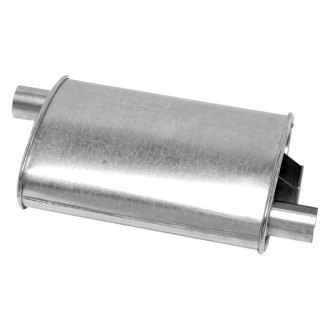 Walker® - Tru-Fit Stainless Steel Aluminized Exhaust Muffler