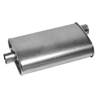 Walker® - Stainless Steel Aluminized Oval Muffler
