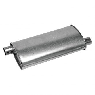 Walker® - Aluminized Steel Oval Exhaust Muffler