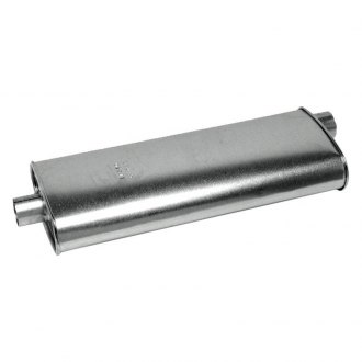 Walker® - SoundFX™ Stainless Steel Oval Direct-Fit Aluminized Exhaust Muffler