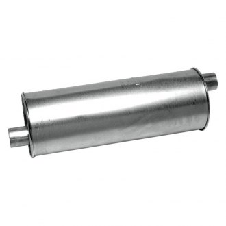 Walker® - SoundFX™ Stainless Steel Round Direct-Fit Aluminized Exhaust Muffler