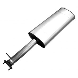 Walker® - SoundFX™ Stainless Steel Oval Direct Fit Muffler