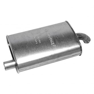 Walker® - Quiet-Flow™ Stainless Steel Oval Muffler