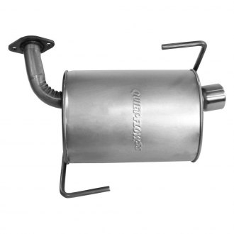 Walker® - Quiet-Flow™ Stainless Steel Bare Oval Muffler