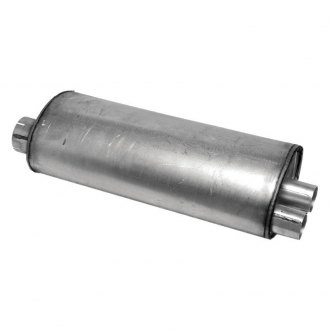 Walker® - Heavy Duty Stainless Steel Oval Truck Muffler
