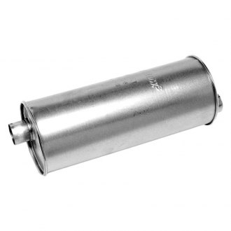Walker® - Quiet-Flow™ Stainless Steel Round Exhaust Muffler