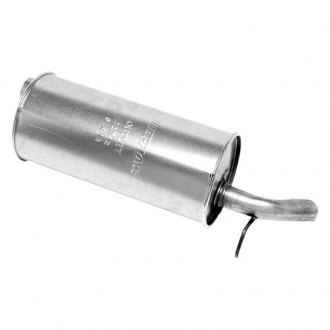 Walker® - Quiet-Flow™ Stainless Steel Round Muffler