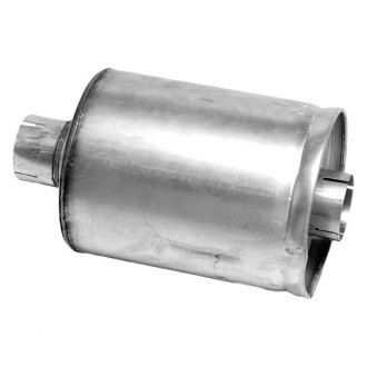 Walker® - Heavy Duty Aluminized Steel Round Agricultural Resonator